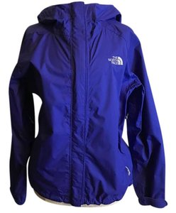 The North Face Wind Resistant Purple Jacket