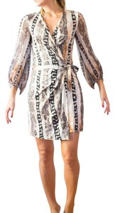 Diane von Furstenberg Dryclean Only 100% Silk Dress