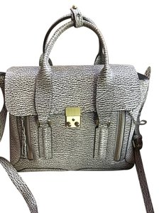 3.1 Phillip Lim Satchel in Antique white