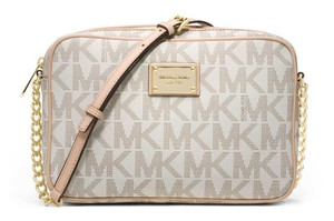 Michael Kors 32s4gjsc7b Mk Jet Set Cross Body Bag