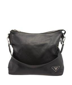 Prada Br5012 Leather Shoulder Bag