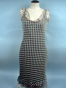 A.B.S. by Allen Schwartz Harlequinn Dress