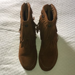 Other Cognac Boots