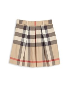 Burberry Mini Skirt Classic check
