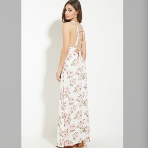 Multi floral Maxi Dress by Forever 21