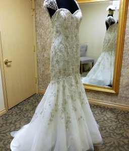 Mori Lee 1963 Wedding Dress