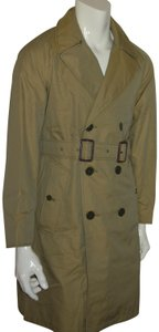 Burberry Mens Warmer Trench Coat