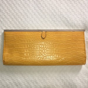 Other Yellow Orange Clutch