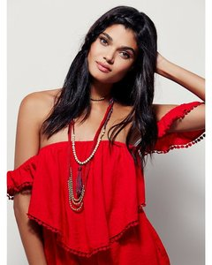 Free People Romper Dress