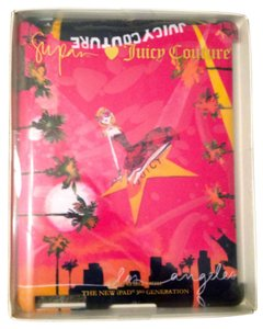 Juicy Couture Juicy Couture Los Angeles Hardshell iPad 3rd Generation Case