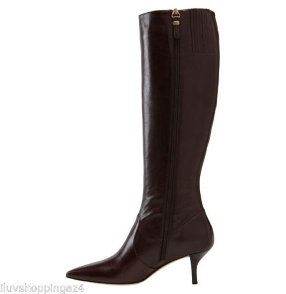 Via Spiga Brown New New Brown Garyn Boots/Booties b85fa5