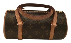 Louis Vuitton Satchel in LV Monogram Brown