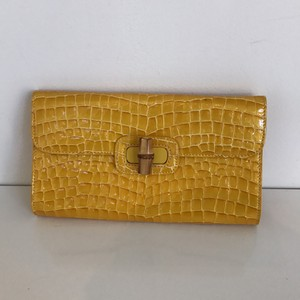 J.McLaughlin Yellow Clutch