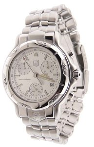 TAG Heuer Tag Heuer SEL Professional 200m Chrono CH1110-O SS 42mm Date Watch