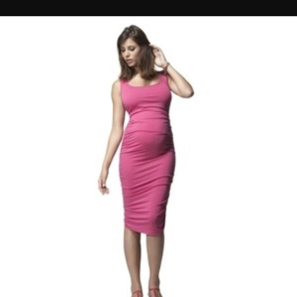 Isabella oliver maternity ruched tank dress tradesy isabella oliver similiar to this seasons ombrellifo Gallery