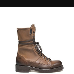 OxS Brown Boots