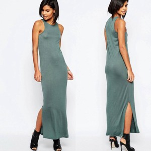 Green Maxi Dress by ASOS