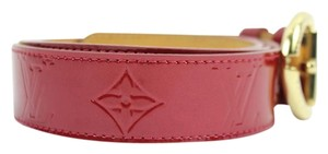 Louis Vuitton Vernis Belt 66LVA1025