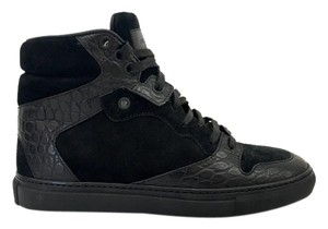 Balenciaga Trainers Suede black Athletic