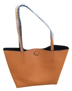 Next Level Dress Tote in Brown