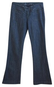 The Limited Trouser/Wide Leg Jeans-Medium Wash