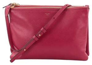 Cline Celine Leather Cross Body Bag