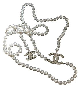 Chanel Chanel Pearl Belt/necklace