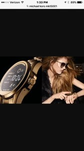 Michael Kors Michael Kors MKT5001 Smart Watch