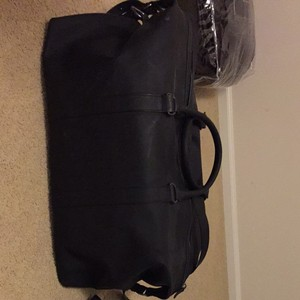 Zara Black/dark Grey Travel Bag