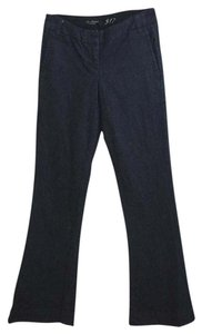 The Limited Trouser/Wide Leg Jeans-Dark Rinse