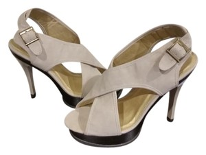Qupid Ivory Pumps