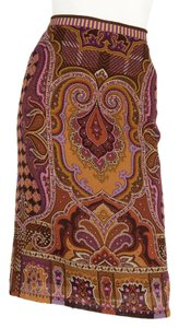 Etro Skirt Multi Color