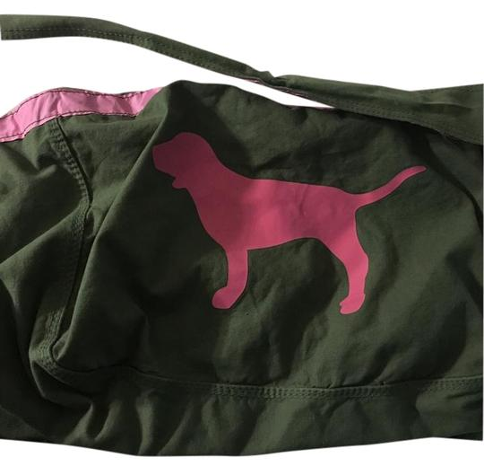 Preload https://item5.tradesy.com/images/pink-olive-green-and-cotton-weekendtravel-bag-19917004-0-3.jpg?width=440&height=440