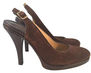 MICHAEL Michael Kors Brown Pumps
