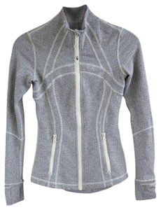 Lululemon EUC Lululemon GHOST HERRINGBONE Define Jacket Size 4