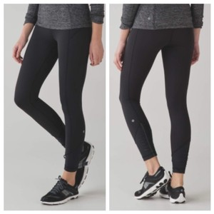 Lululemon NWT Lululemon Pace Queen Tight BLACK Size 4