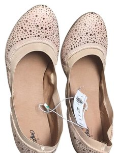 Mossimo Supply Co. Blush Flats