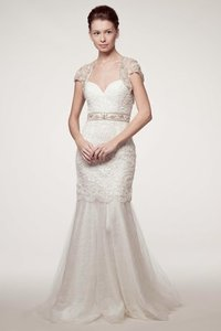 Kari Chang Eternal Kcw1544 Art Deco With Bolero Wedding Dress