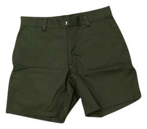 American Apparel Shorts Olive Green