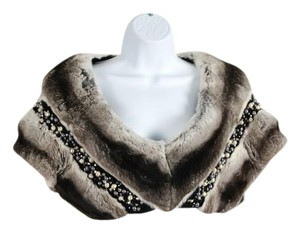 Natural Empress Chinchilla Vest
