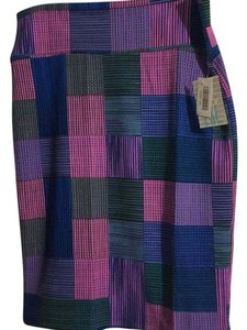LuLaRoe Skirt Multicolored