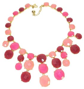Kate Spade Kate Spade Smell the Roses Statement Necklace