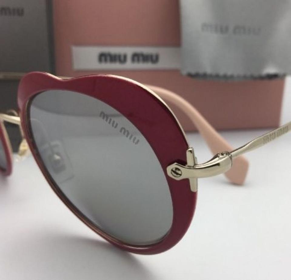d20727816a677 ... MIU Sunglasses SMU 54R USS-2B0 Red-Gold Heart Shape+. 12345678910