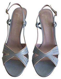 Jean-Michel Cazabat Blue Sandals