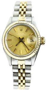 Rolex * Ladies Datejust 6917 Two Tone Watch