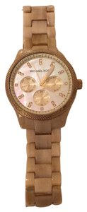 MICHAEL Michael Kors Women's MK5039 Ritz Horn Watch