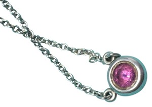 Tiffany & Co. Tiffany & Co. Color by the yard pink sapphire