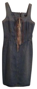 Marc Jacobs short dress Denim on Tradesy