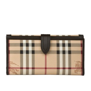 Burberry Haymarket Plaid ID Wallet