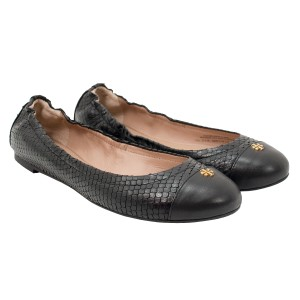 Tory Burch 32336 Black Flats